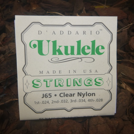 Soprane Uke Strings
