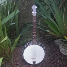 PHOENIX IRISH TENOR BANJO (Restored Slingerland)